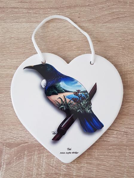 Ceramic Heart - Tui
