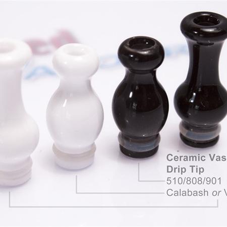 Ceramic Vase or Calabash Drip Tips