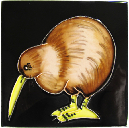 Ceramic Wall Art Kiwi CT77