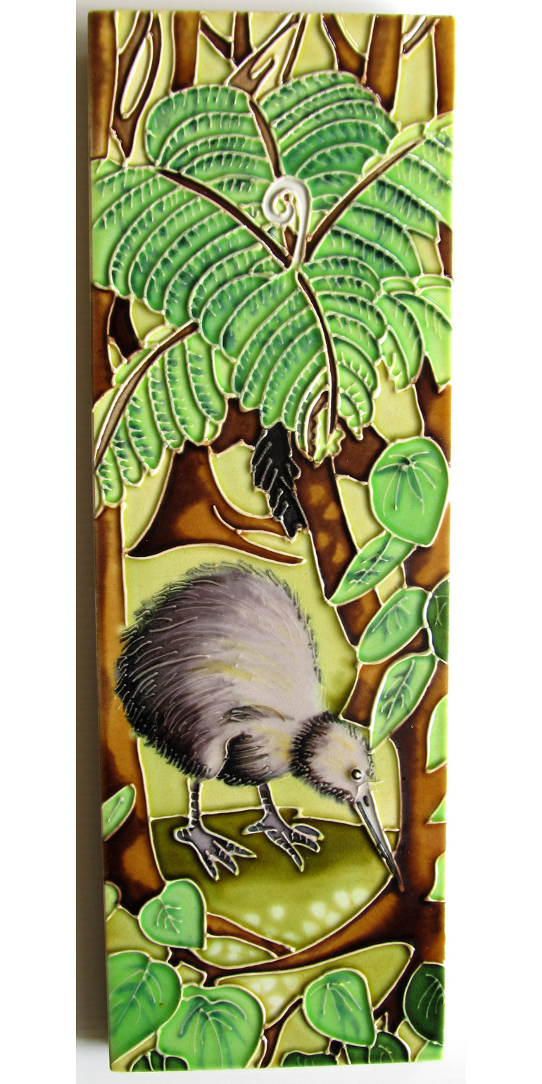 Ceramic Wall Art Kiwi CT81