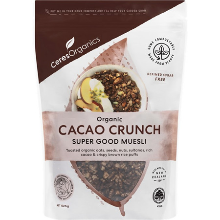 Ceres Muesli Super Good Range - 525g