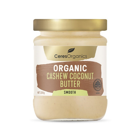 Ceres Organic Cashew /Coconut or Coconut Butter