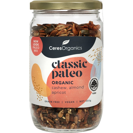 Ceres Organic Paleo Cereal 350g