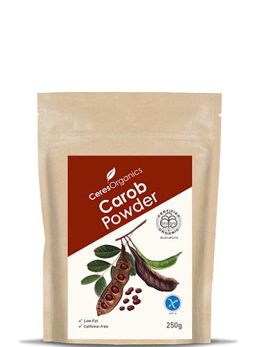 Ceres Organics Carob Powder Organic 250g