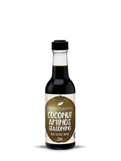 Ceres Organics Coconut Aminos Seasoning 250ml