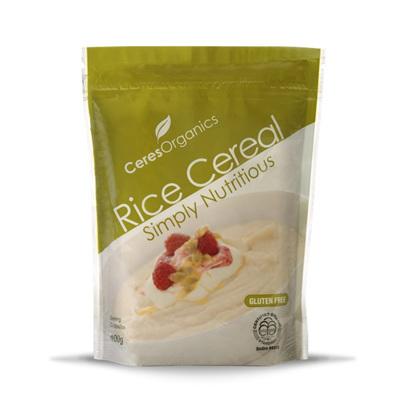 Ceres Organics GF Cereals 400g