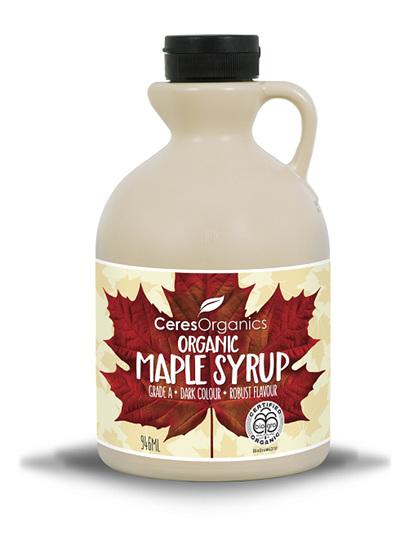 Ceres Organics Maple Syrup Grade A 946ml
