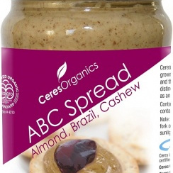 Ceres Organics Organic ABC Spread 220g