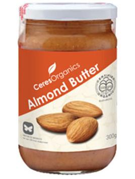 Ceres Organics Organic Almond Butter 300g