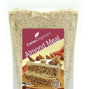Ceres Organics Organic Almond Meal 250g