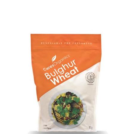 Ceres Organics Organic Bulghur Wheat 500g