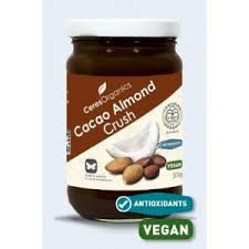Ceres Organics Organic Cacao Almond Crush 300g