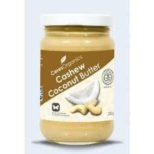 Ceres Organics Organic Cashew Coconut Butter 280g