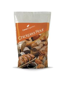 Ceres Organics Organic Chickpea Flour 800g