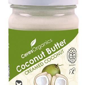 Ceres Organics Organic Coconut Butter 200g