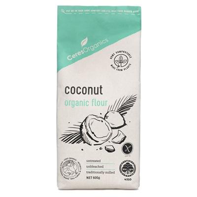 Ceres Organics Organic Coconut Flour 600g