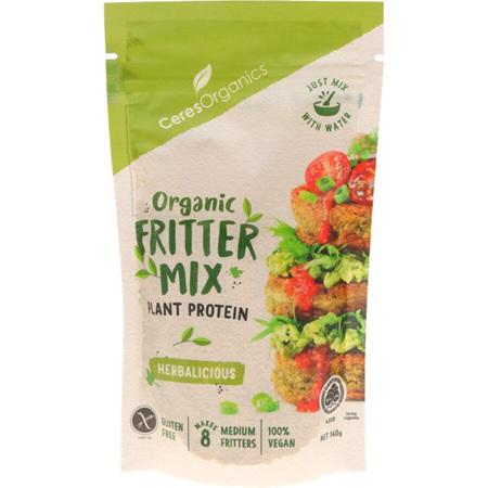 Ceres Organics Organic Fritter Mix Herbalicious