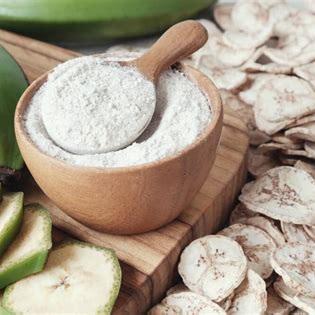 Ceres Organics Organic Green Banana Flour - 100g