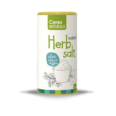 Ceres Organics Organic Herb Salt 125g