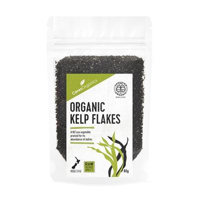 Ceres Organics Organic Kelp Flakes Raw 80g