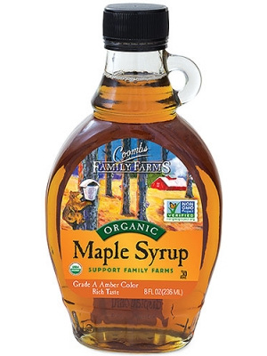 Ceres Organics Organic Maple Syrup Grade A 250ml