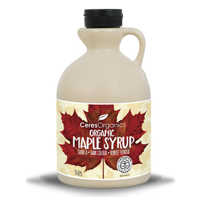 Ceres Organics Organic Maple Syrup Grade A 946ml