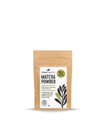Ceres Organics Organic Matcha Powder 70g