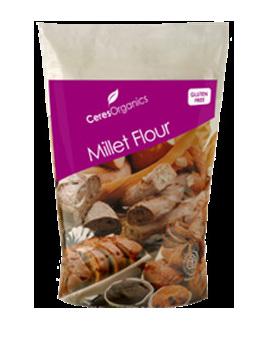 Ceres Organics Organic Millet Flour Gluten Free 1kg