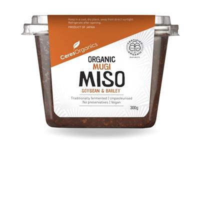 Ceres Organics Organic Mugi Miso Barley 300g