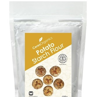 Ceres Organics Organic Potato Starch Flour 300g