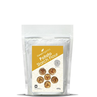 Ceres Organics Organic Potato Starch Flour 400g