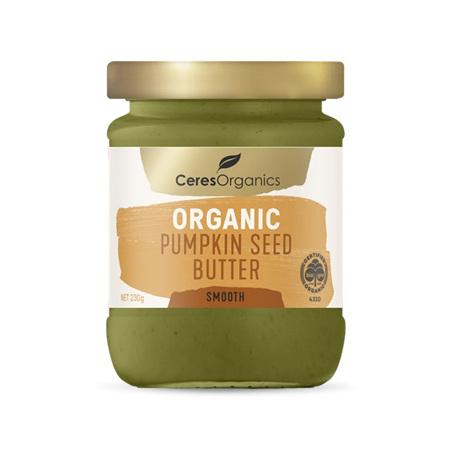 Ceres Organics Organic Pumpkin Seed Butter 220g