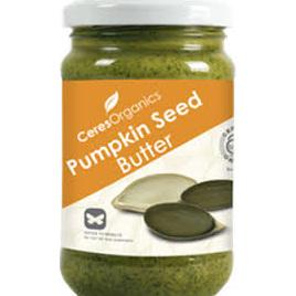 Ceres Organics Organic Pumpkin Seed Butter 290g