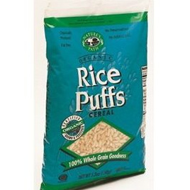 Ceres Organics Organic Rice Puffs Cereal 170g