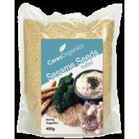 Ceres Organics Organic Sesame Seeds Raw 400g
