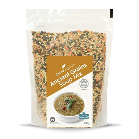 Ceres Organics Organic Soup Mix Ancient Grains 500g