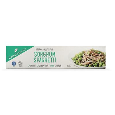 Ceres Organics Organic Spaghetti Sorghum 250g