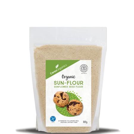 Ceres Organics Organic Sun-Flour Sunflower Seed Flour 300g