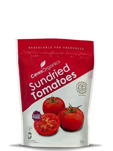 Ceres Organics Organic Sundried Tomatoes 150g