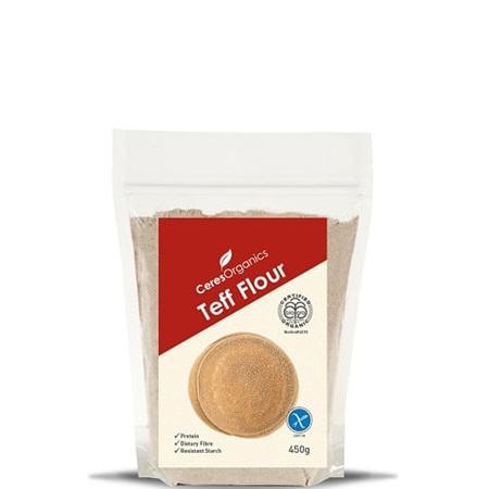 Ceres Organics Organic Teff Flour 450g