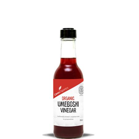 Ceres Organics Organic Vinegar Umeboshi 250ml