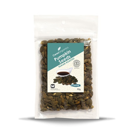 Ceres Organics Pumpkin Seeds - Tamari Roasted 90gm