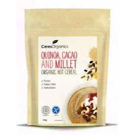 Ceres Organics Quinoa, Cacao & Millet Hot Cereal 400gm