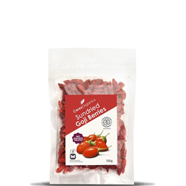 Ceres Organics Sundried Goji Berries 100gm