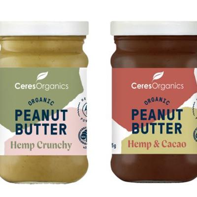 Ceres Peanut Butter & Butter Blends - Mixed Sizes