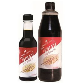 Ceres/Chantal Organic Tamari Soy Sauce - 3 Sizes
