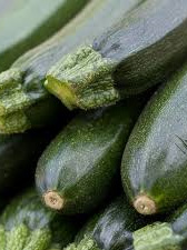 Certified Organic  Courgettes - 400g approx