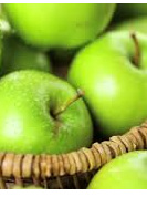 Certified Organic Eating Apple(Granny Smiths) - 1Kg