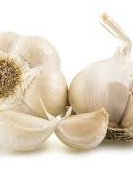 Certified Organic Fresh Garlic Whole Bulbs - 100g approx
