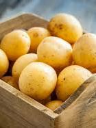 Certified Organic Potatoes (Agria) - 1Kg